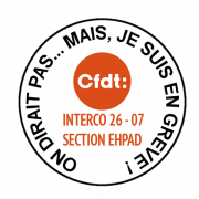 Badge cfdt ehpad greve